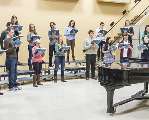 Beverly Taylor's Concert Choir