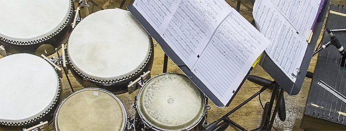 Percussion – The University of Wisconsin-Madison School of Music