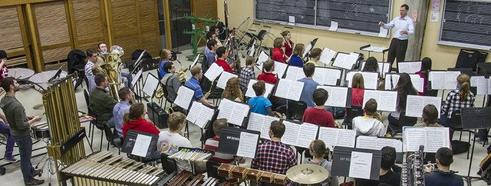 Auditions – The University of Wisconsin-Madison School of Music