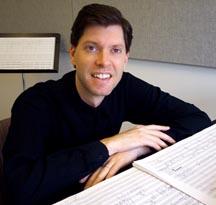 Composer Pierre Jalbert
