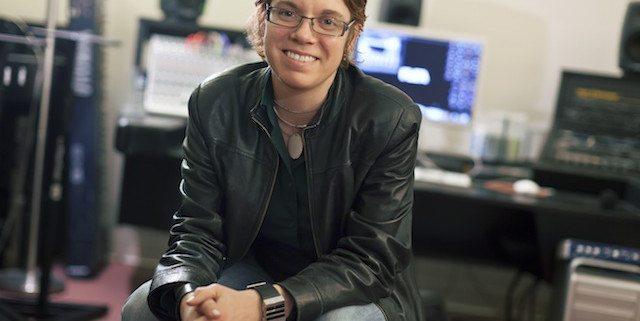 Paula Matthusen, composer