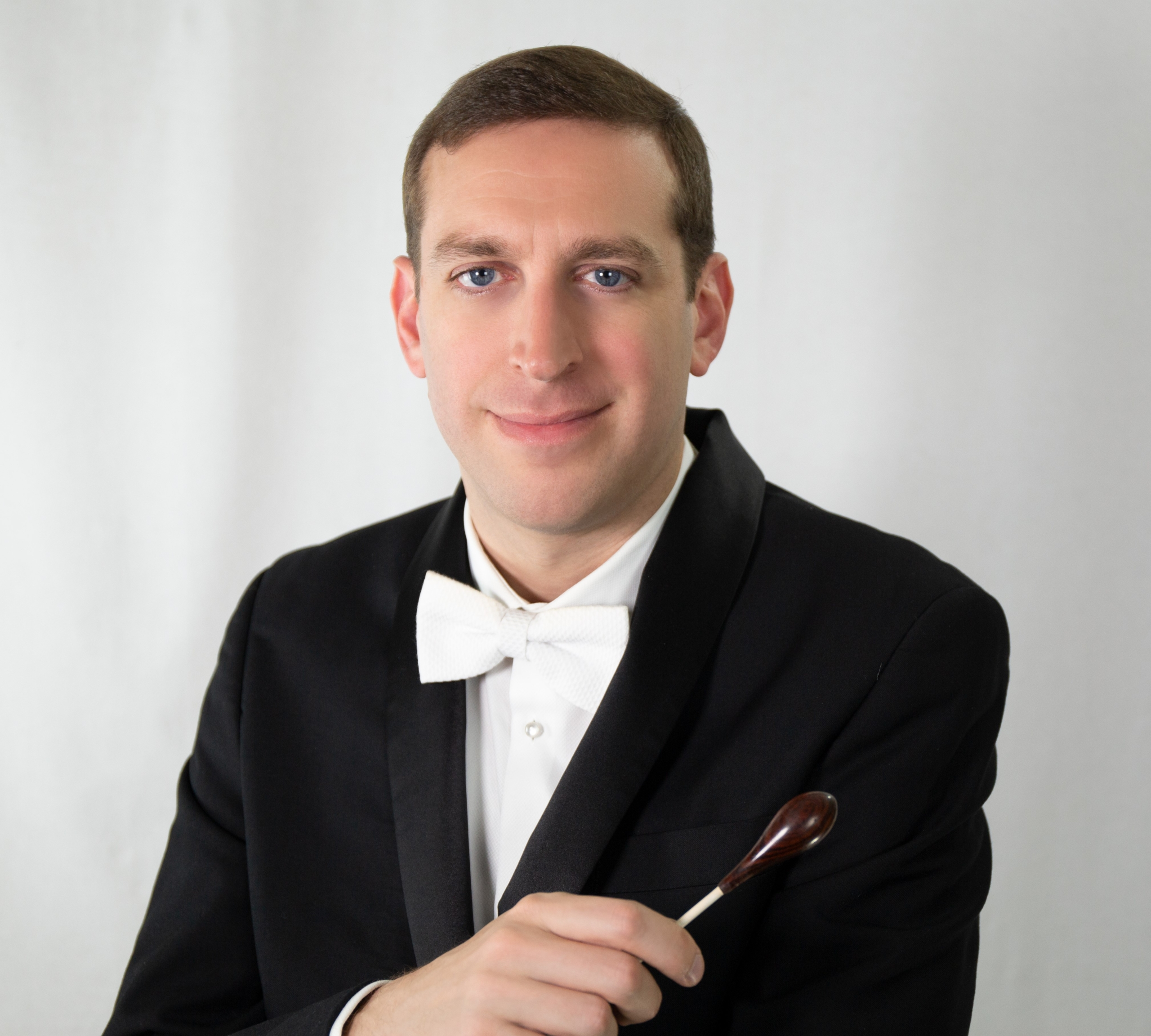 Orchestral conducting graduate accepts position at Allegheny College