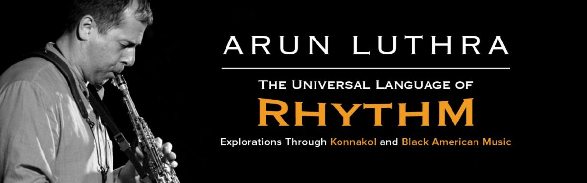 UW–Madison to host composer, saxophonist and konnakol artist Arun Luthra as the fall 2021 Division of the Arts interdisciplinary artist-in-residence